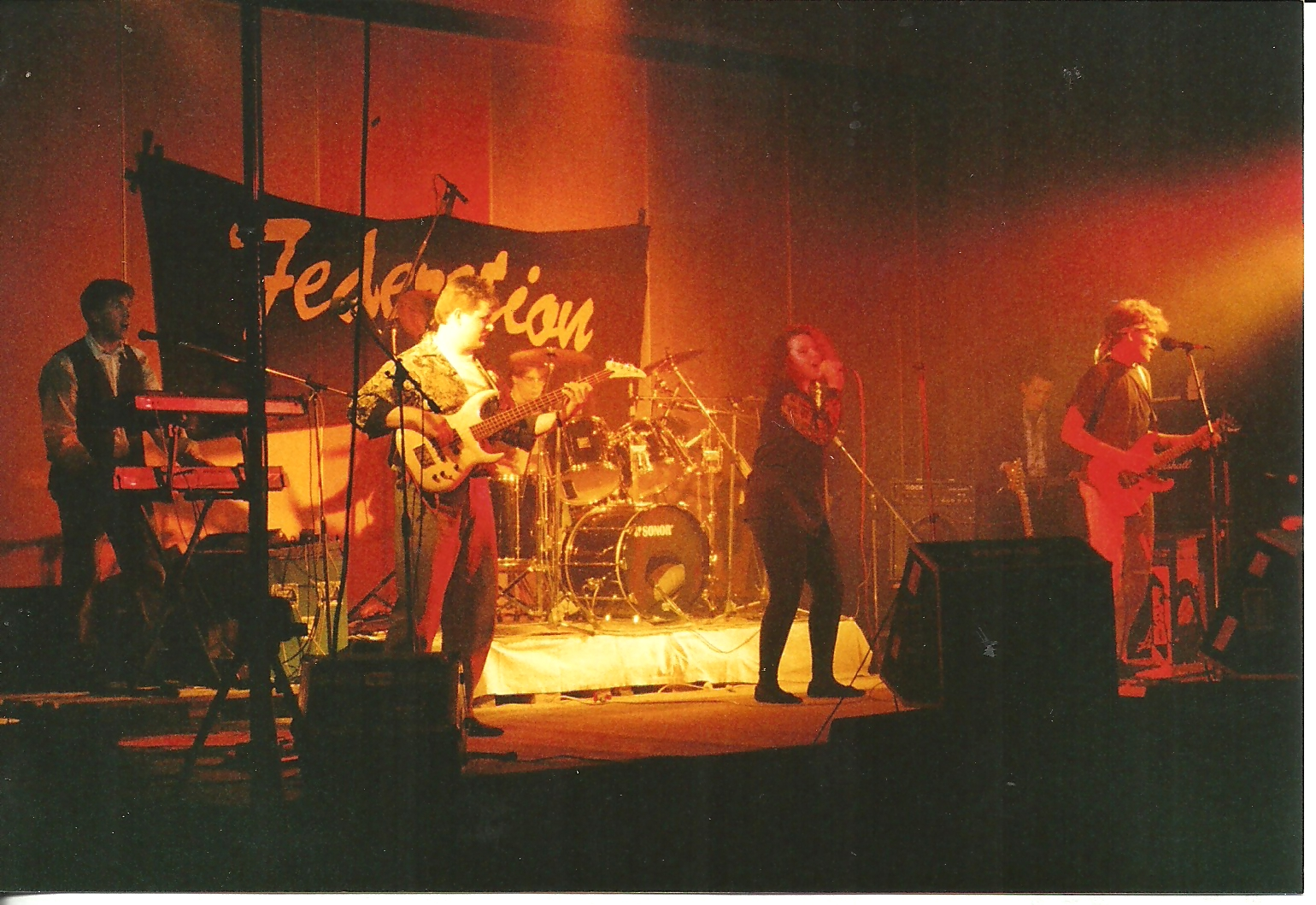 Federation - The Band